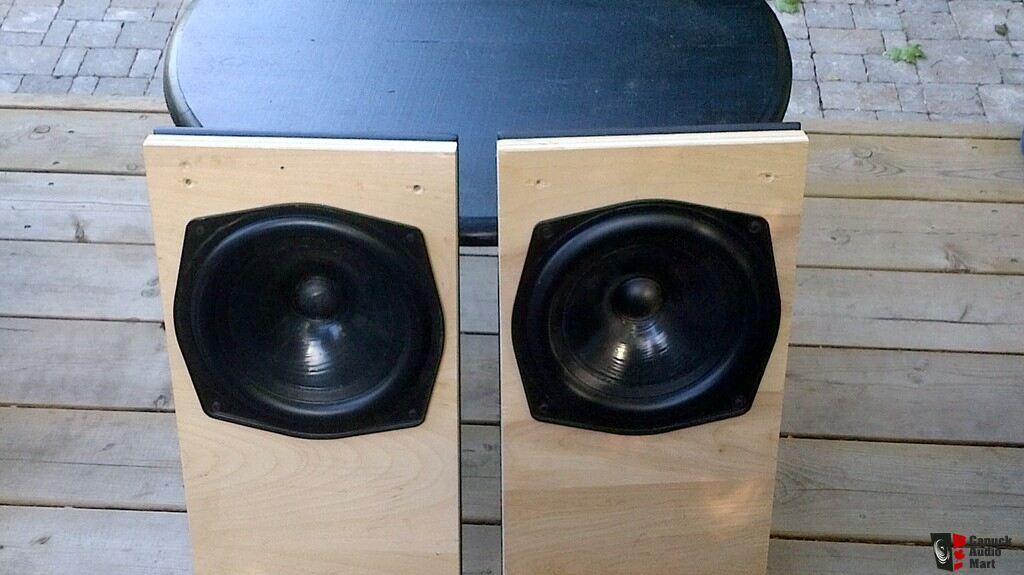 A great pair of vintage Kef B200 Sp1039 8 ohm woofers