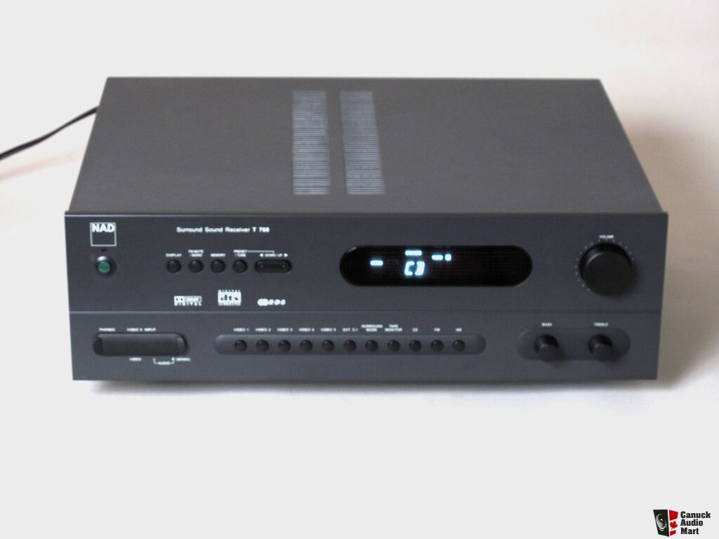 Nad T760 Receiver Photo #778611 - Canuck Audio Mart