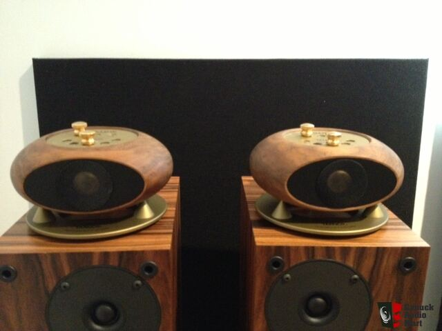 tannoy st200 super tweeter used photo 787966 canuck. Black Bedroom Furniture Sets. Home Design Ideas