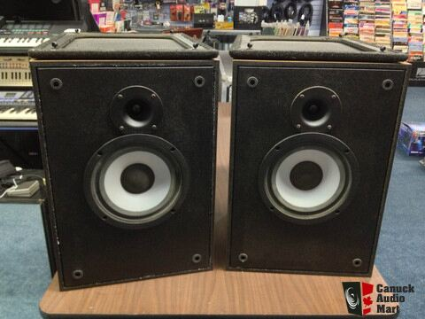 vintage klipsch bookshelf speakers. two pairs of vintage klipsch kg-2 speakers bookshelf f