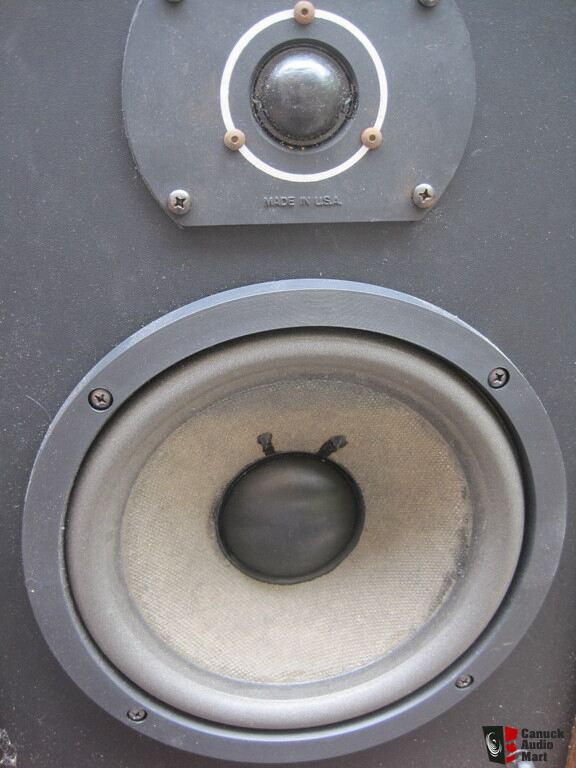 Acoustic Research 28S- Teledyne AR28s Speakers