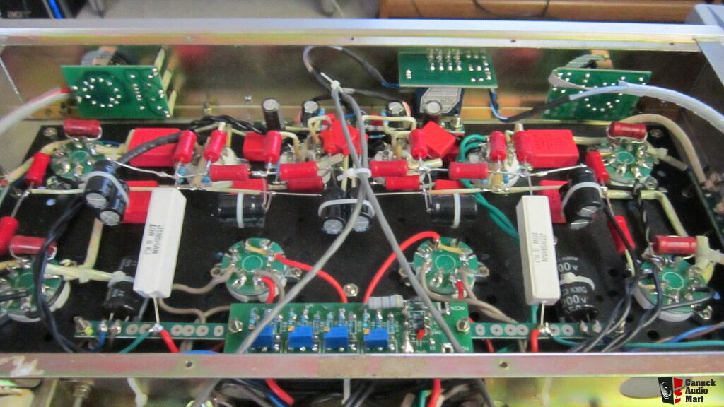 Testing Waters Music Curve D-2020A-EL34B Tube Amp Photo #821624