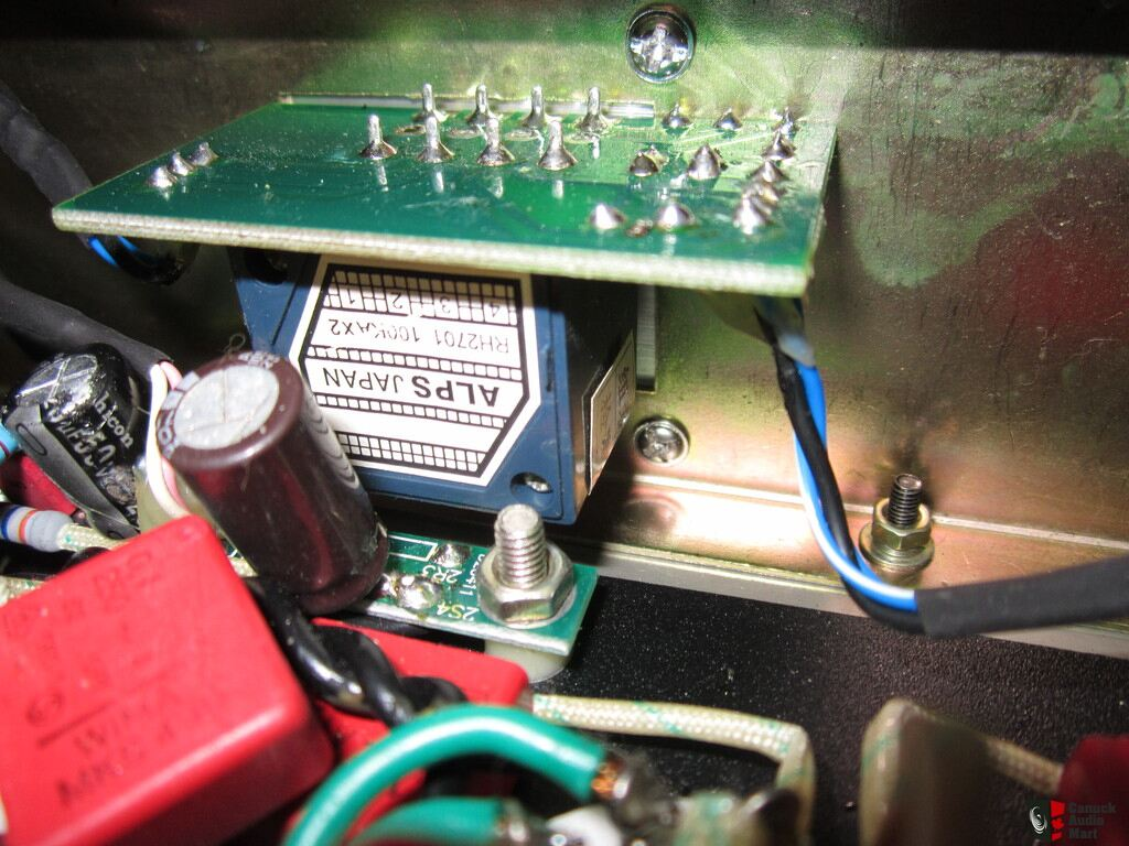 Testing Waters Music Curve D-2020A-EL34B Tube Amp Photo