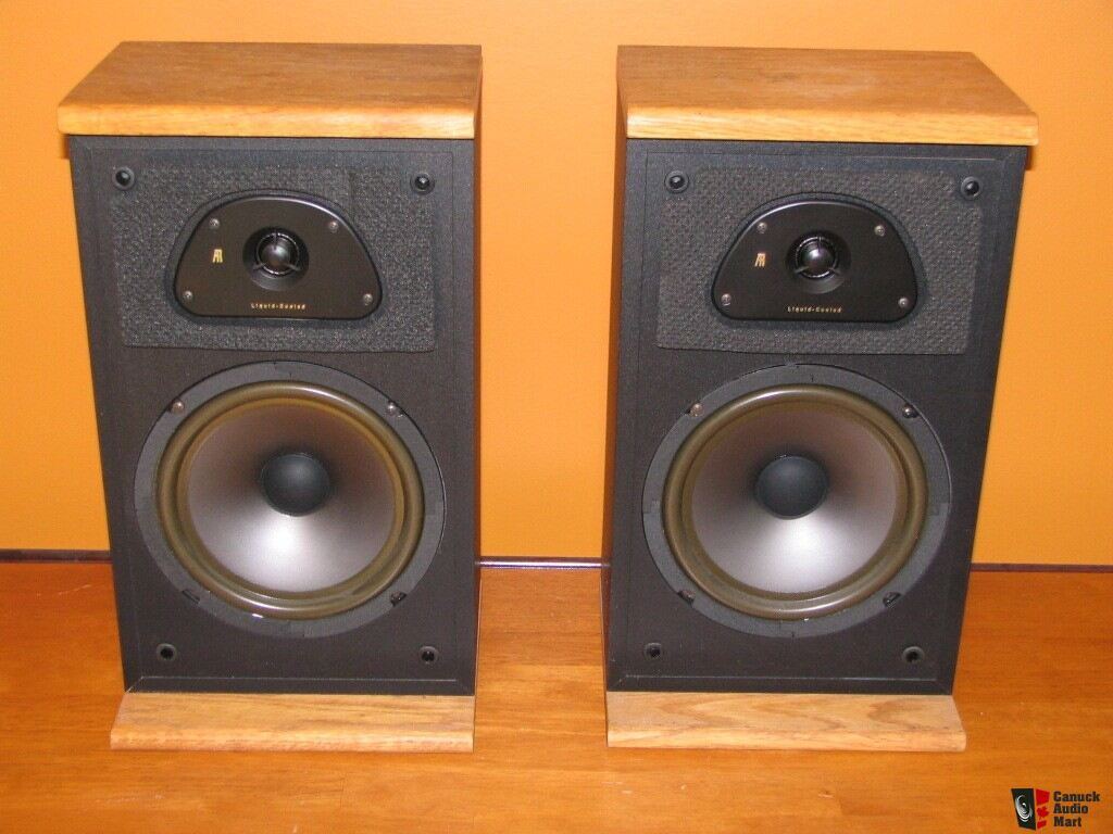 Acoustic Research Studio Monitor : Ar acoustic research tsw bookshelfs speakers photo