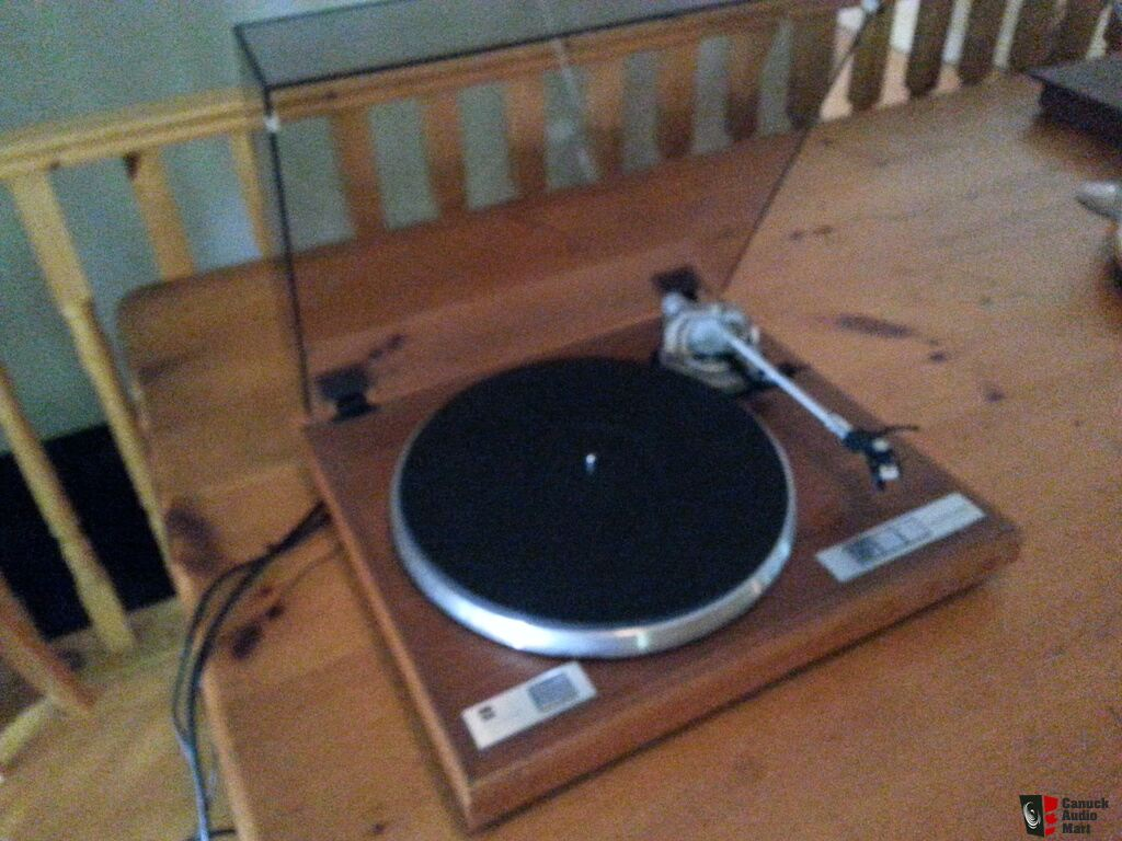 Dual CS5000 Turntable