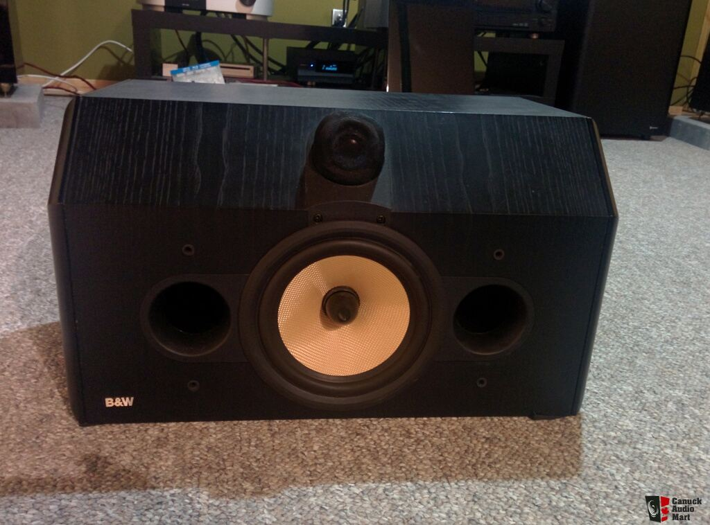 B&W CDM C SE CENTER SPEAKER