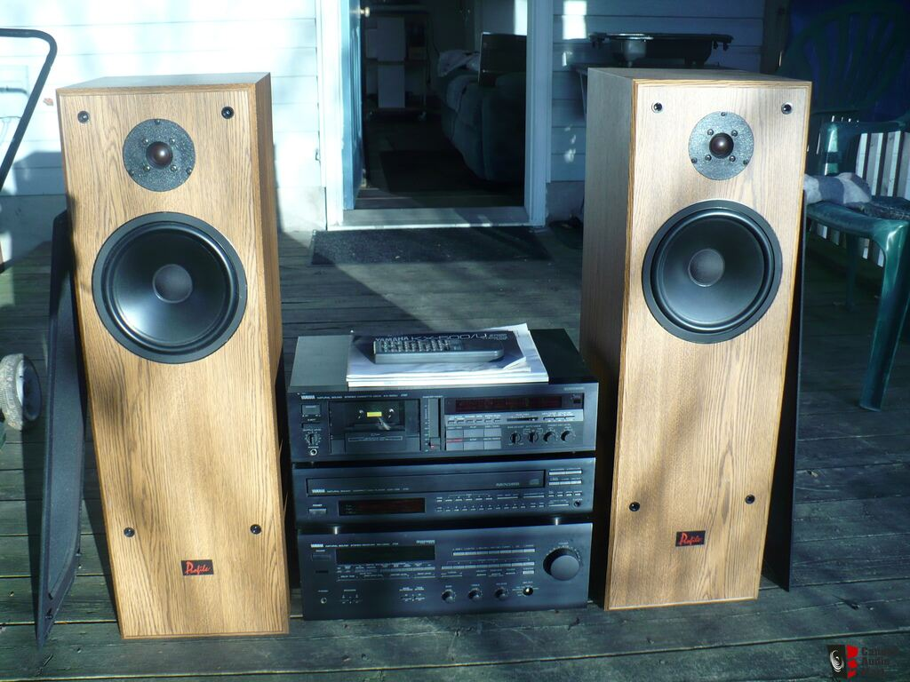 Yamaha rx v850 stereo system speakers take me away 100 for Yamaha stereo systems