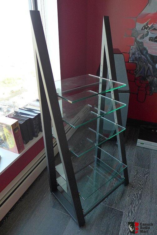 schroers schroers deltastatic hifi audio rack photo 845975 us audio mart. Black Bedroom Furniture Sets. Home Design Ideas