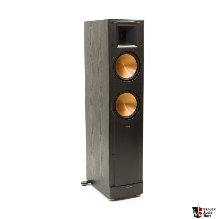 klipsch rf82 ii floorstanding towers photo 857138. Black Bedroom Furniture Sets. Home Design Ideas