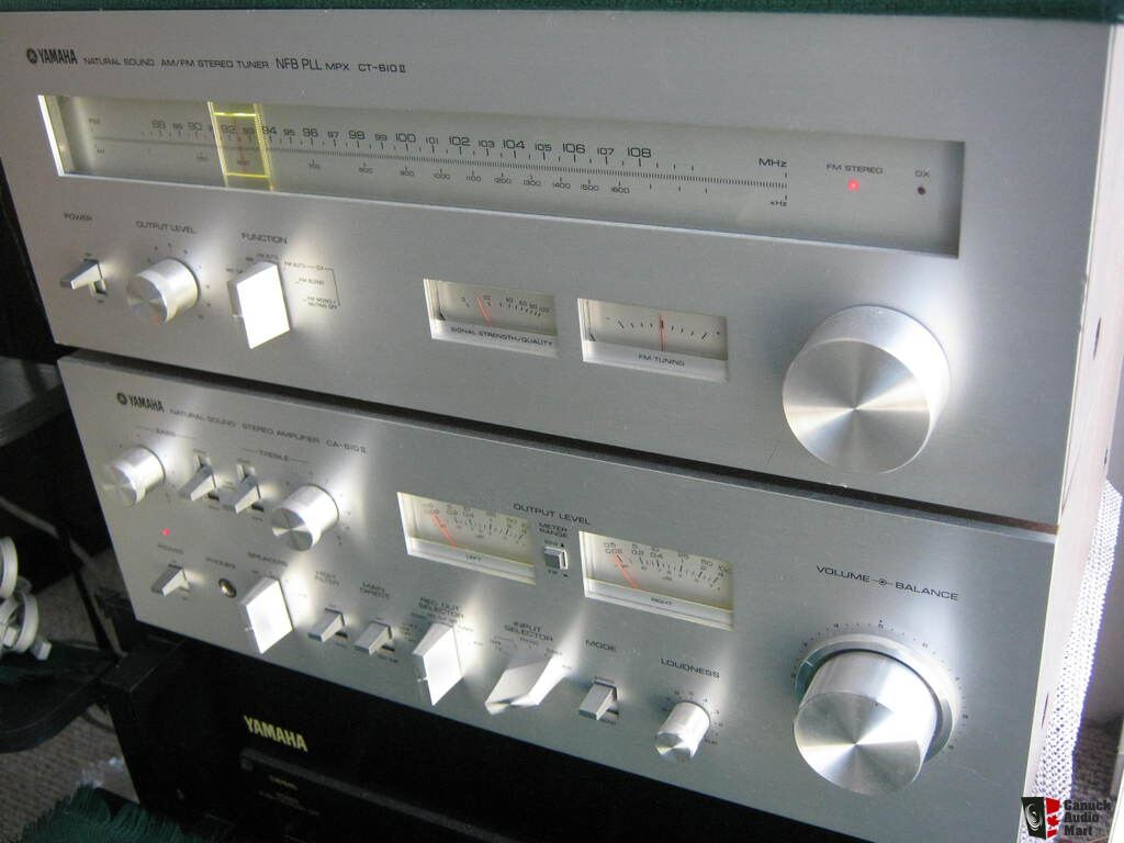 yamaha ca 610 ii manual