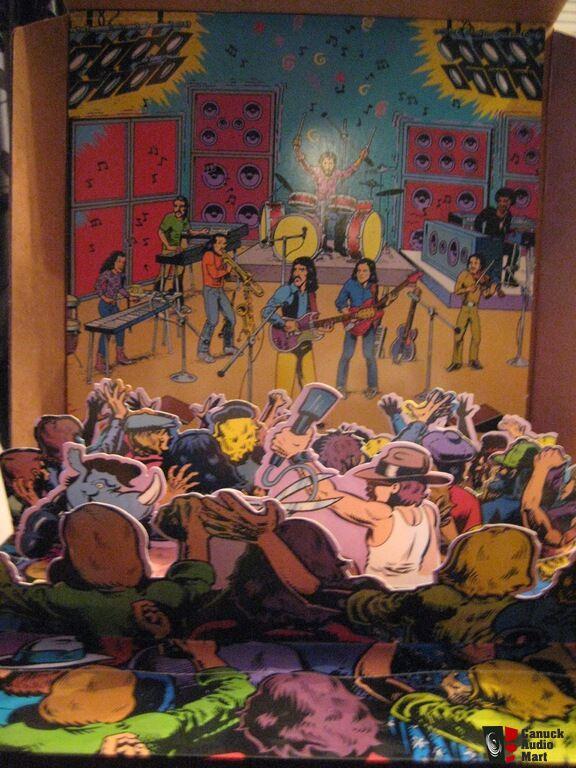 Frank Zappa Beat The Boots Vinyl Record Boxset Photo