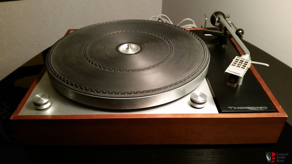 table tournante thorens td150 turntable photo 865120