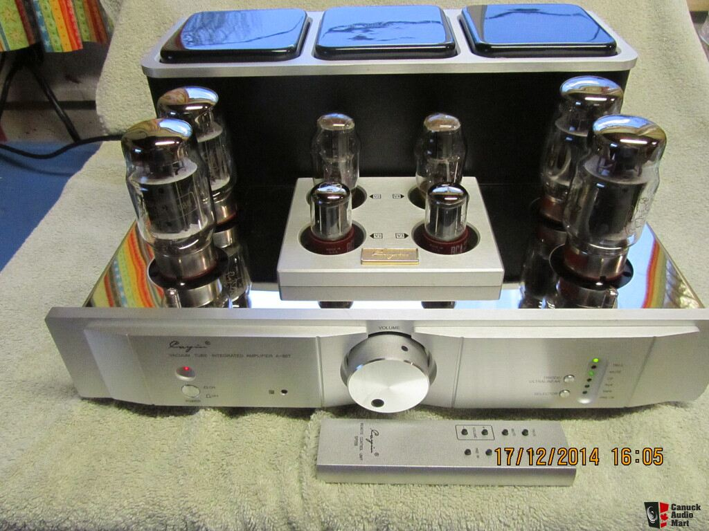 BEAUTIFUL CAYIN A88-T INTEGRATED TUBE AMPLIFIER Photo ...