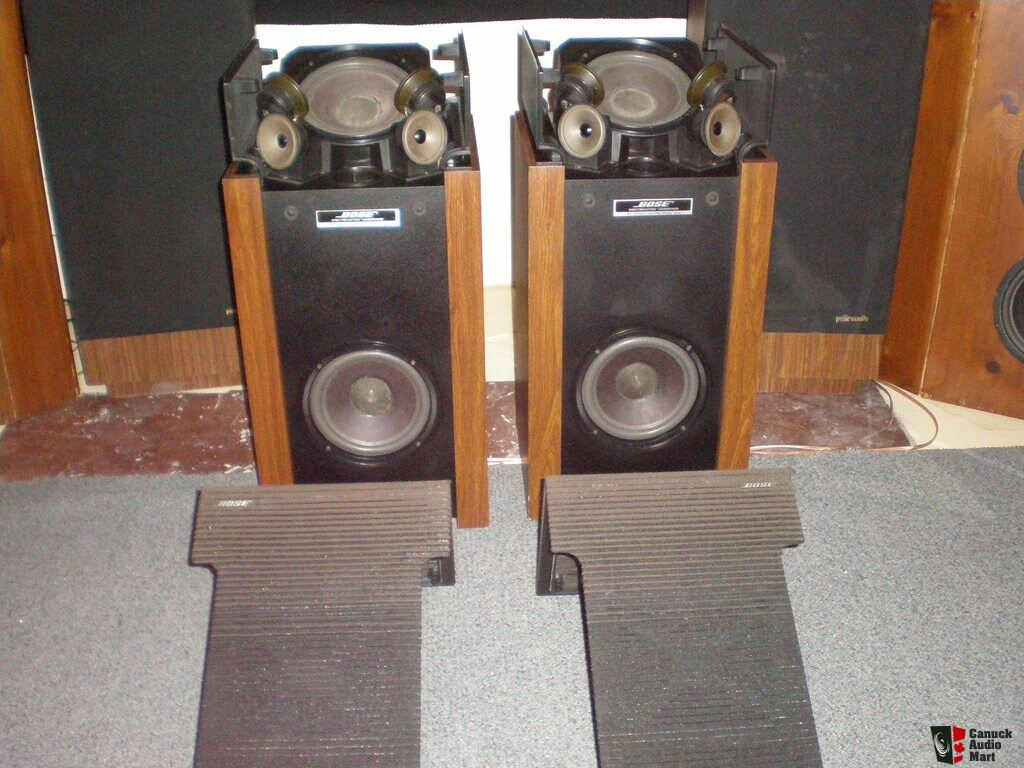 Bose 601 Series Ii Speakers Photo 878305 Canuck Audio Mart