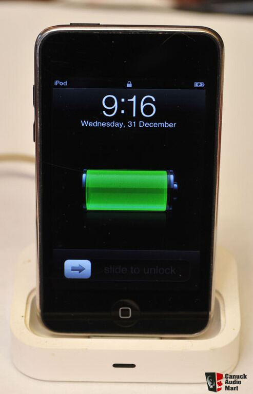 SALE PENDING iPod Touch 32GB 3rd Generation, with dock ...