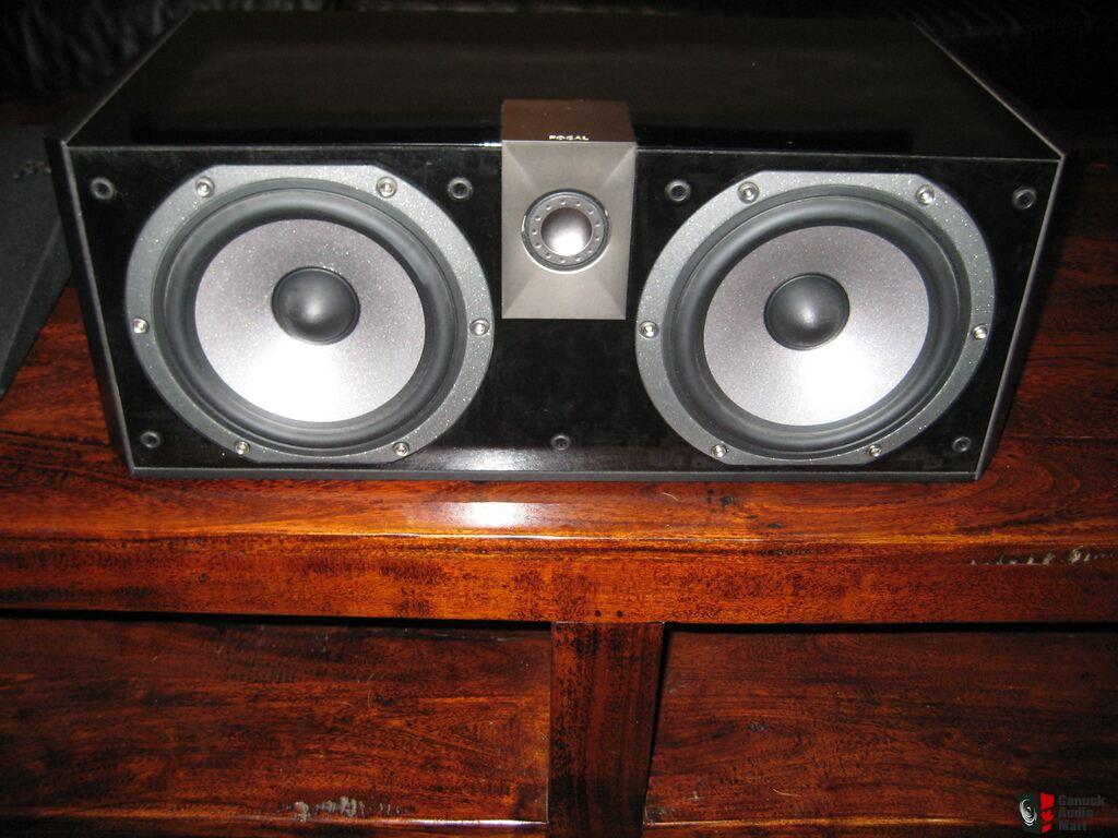 Focal CC800V center channel speaker Photo #882585 - Aussie