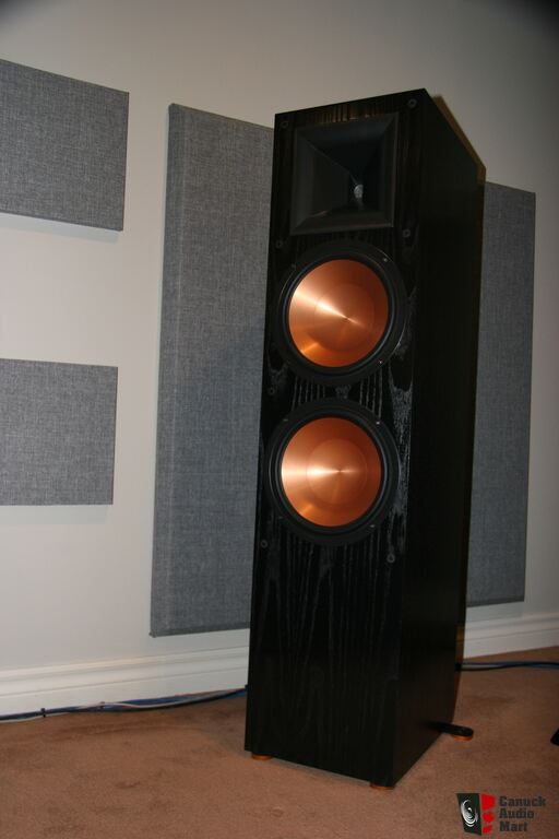 klipsch rf 7 ii 39 s photo 890436 canuck audio mart. Black Bedroom Furniture Sets. Home Design Ideas
