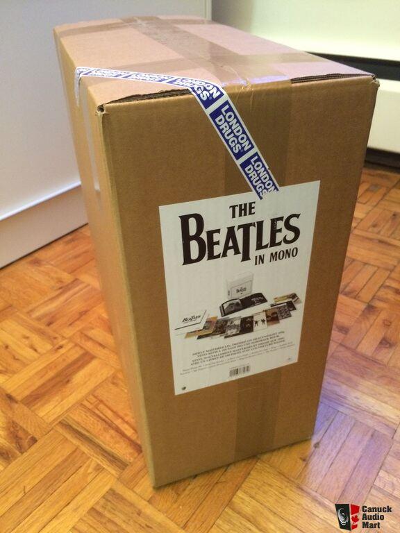Beatles Mono Box Set 2014 Sealed Photo 893251 Canuck