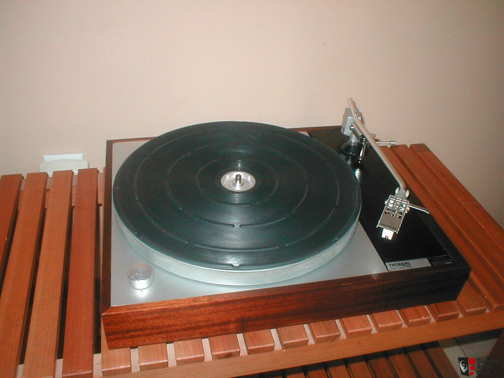 THORENS TD-150 AB turntable Photo #894558 - Canuck Audio Mart