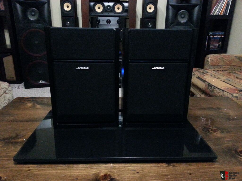 Bose 201 Series III With Stands Photo #903047 - Canuck ...