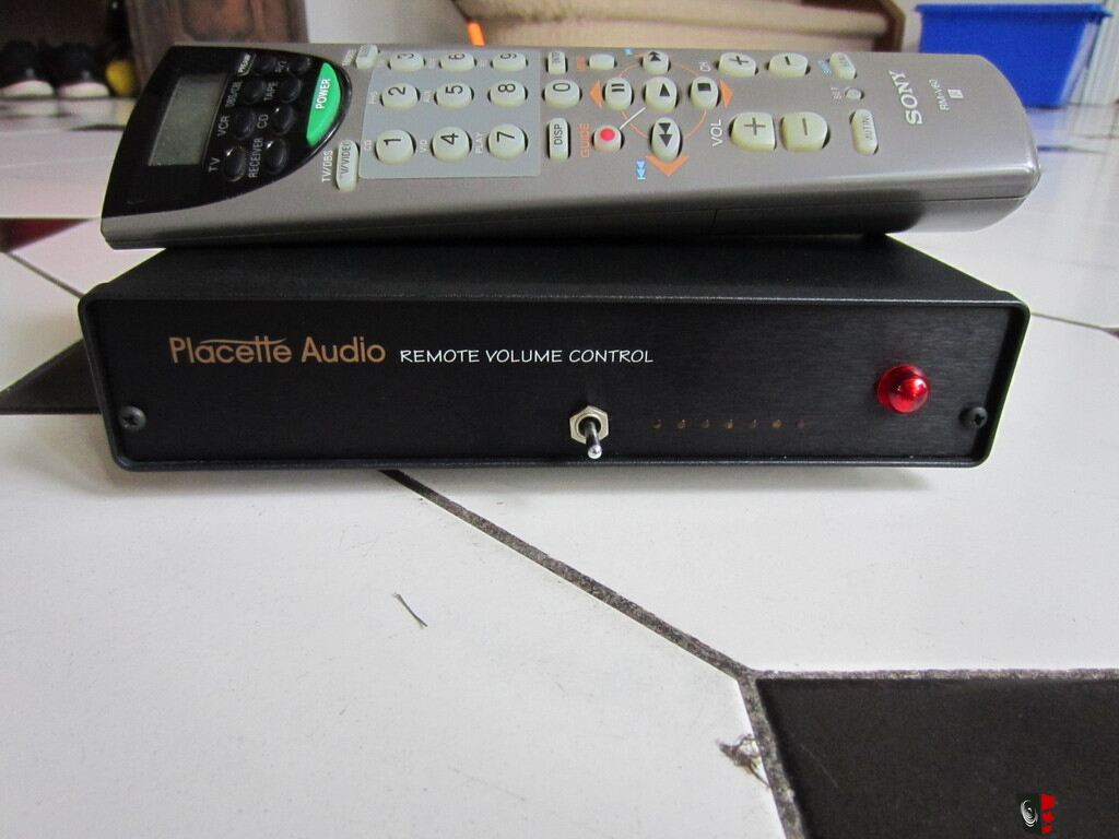 Remote Volume Control : Placette audio passive remote volume control photo