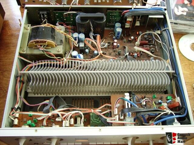 91437 on teac audio amplifier
