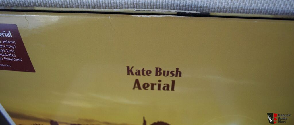 Kate Bush Aerial Vinyl Lp