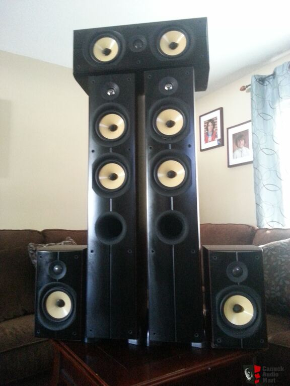 Speakers PSB Image T 5 + Center