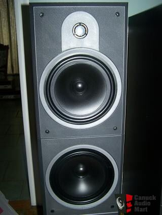 B&W DM630 speakers + B&W DM5 speakers