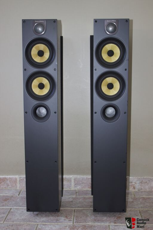 B W 684 S2 Tower Speakers Photo 929153 Canuck Audio Mart