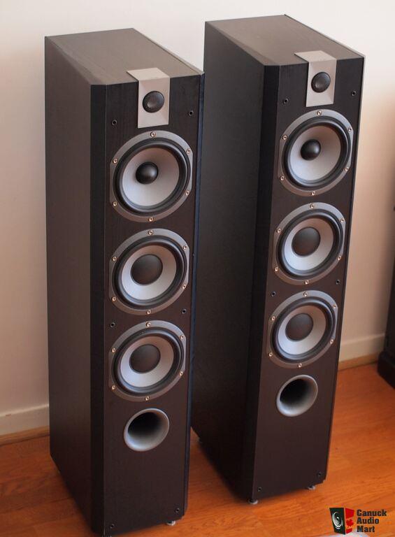 FOCAL CHORUS 726 V Three-way Bass Reflex JMlab Floor