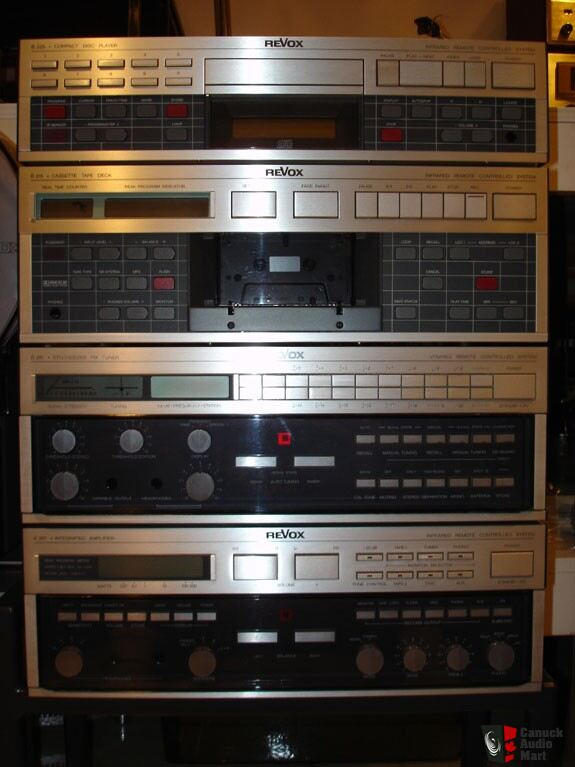 Best 80's stacker systems (Photos) | Page 4 | Steve Hoffman