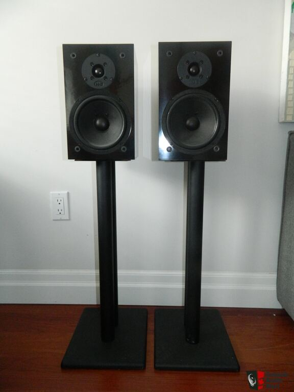 nht super one speakers photo 942166   us audio mart