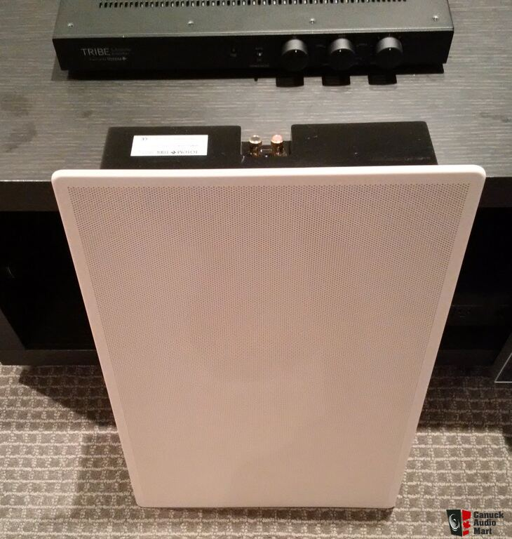 Totem TRIBE INWALL SUBWOOFER DOUBLE 8 User Manual