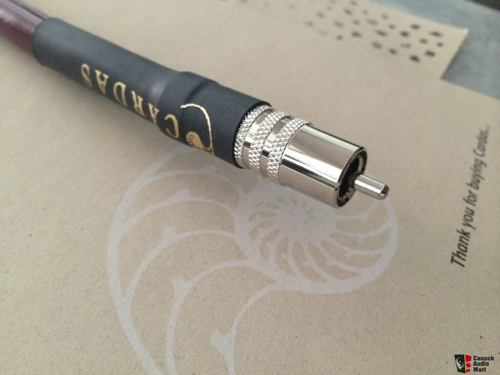 Cardas Lightning 15 1m Rca Coaxial Digital Cable Pending