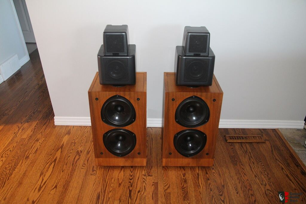 Kef Reference 105.4  955520-kef-reference-1054-speakers-restored-with-new-capacitors