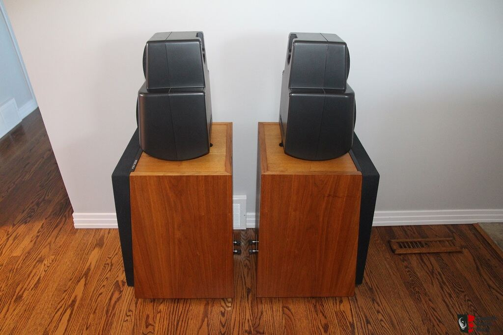 Kef Reference 105.4  955523-kef-reference-1054-speakers-restored-with-new-capacitors