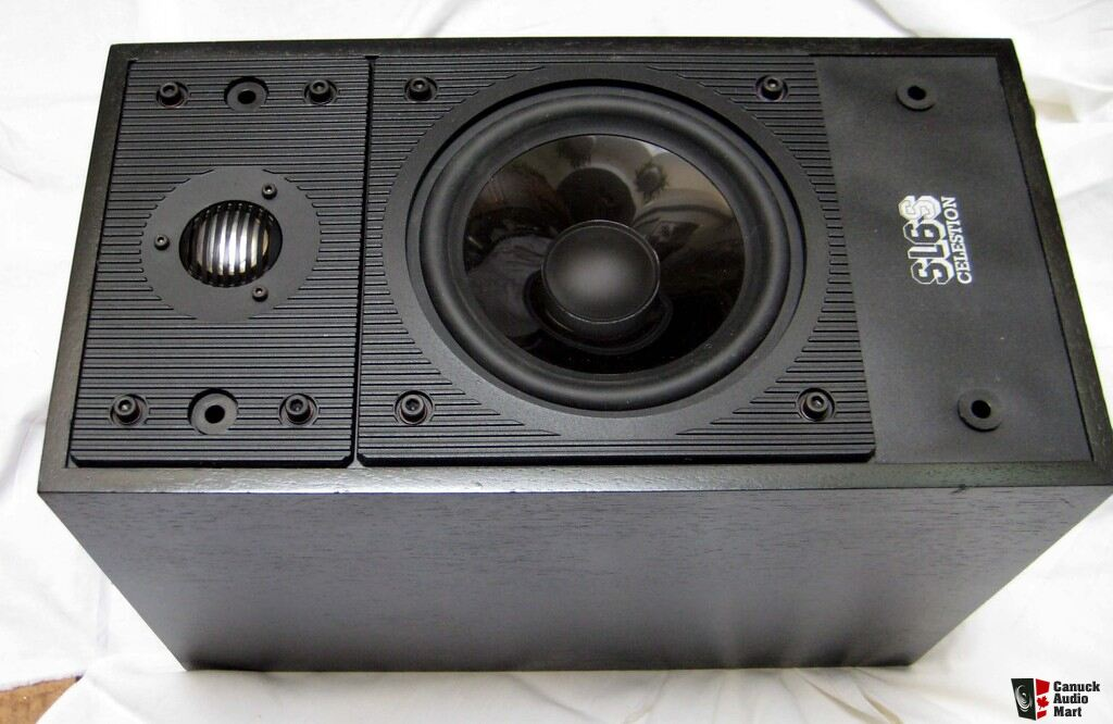 Celestion SL6 S Bookshelf Speakers