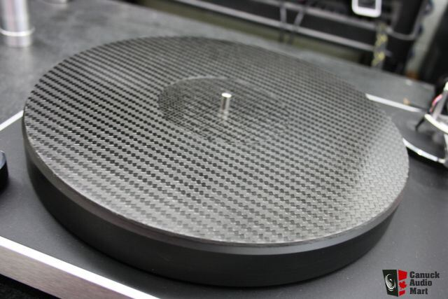 New Intro Sale Intro Price Carbon Fibre Lp Turntable