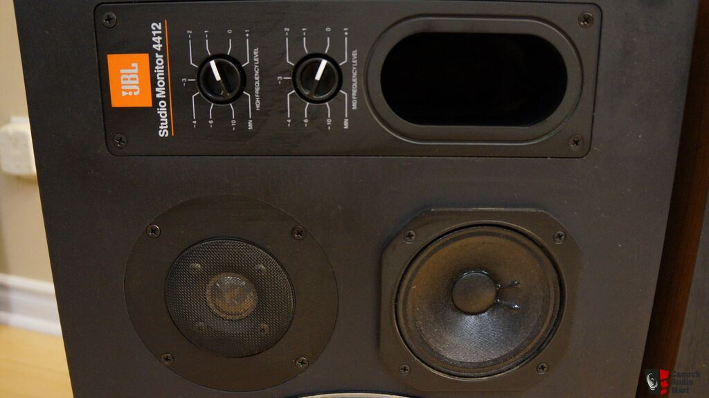 jbl 4412. jbl 4412 studio monitors speakers in very good condition jbl