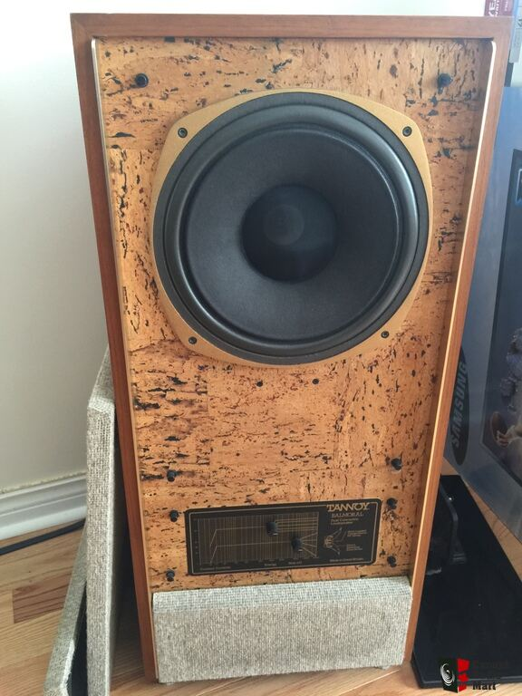 Tannoy balmoral floor speakers photo 976639 us audio mart for 12 floor speaker