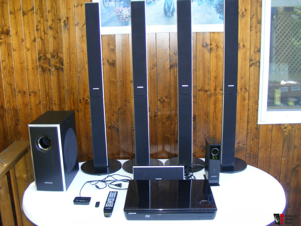 samsung ht cinema blu ray system subwoofer wireless. Black Bedroom Furniture Sets. Home Design Ideas