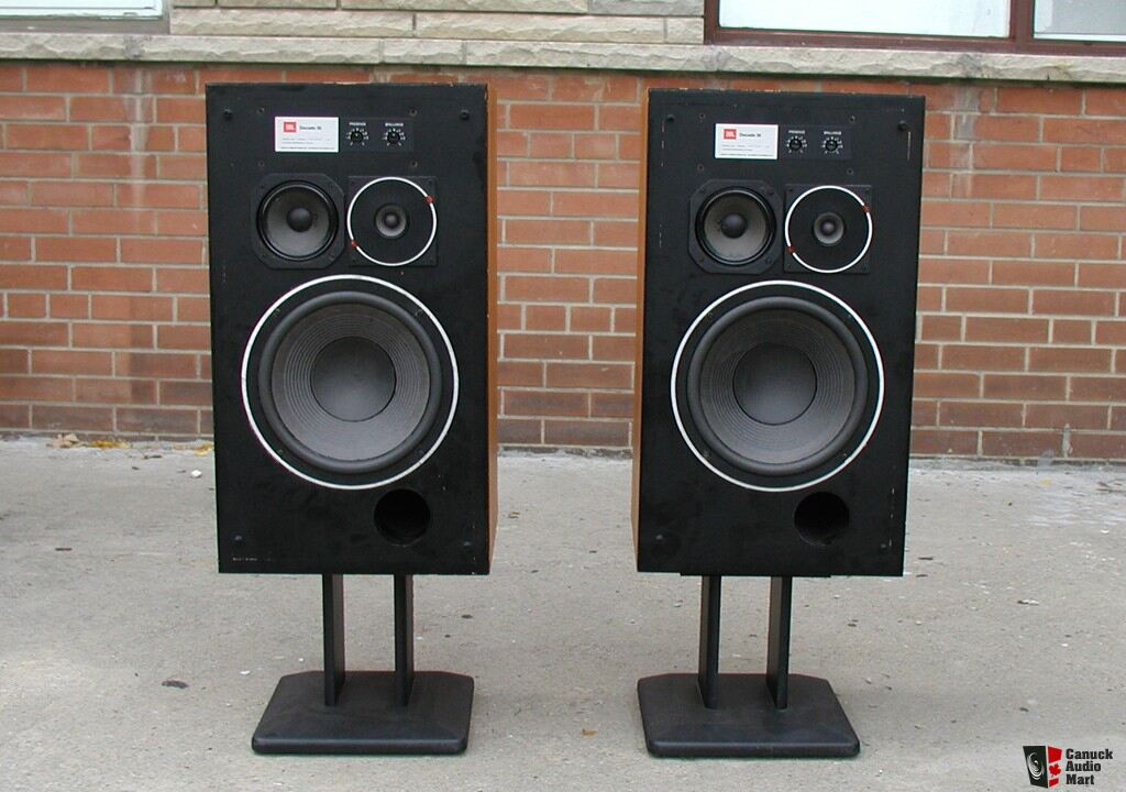 Jbl L36 Decade Speakers Photo 98805 Canuck Audio Mart
