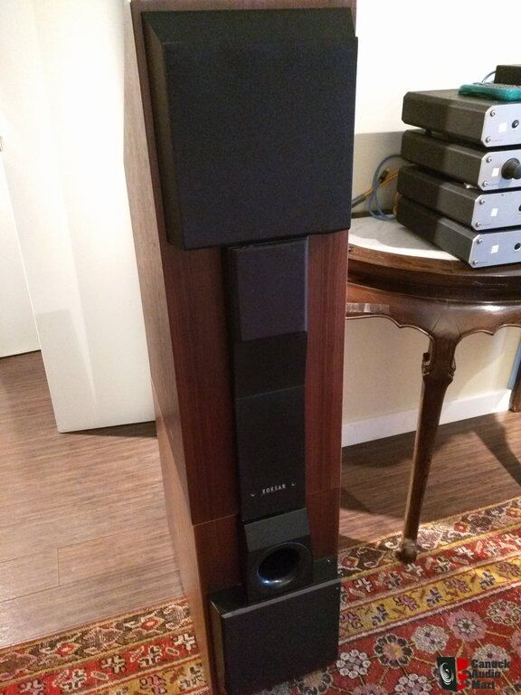 4 pc Roksan Caspian Integrated System with Speakers ...