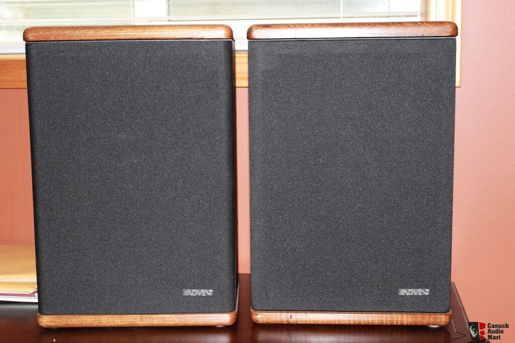 advent baby advent 2 bookshelf speakers photo 995665. Black Bedroom Furniture Sets. Home Design Ideas
