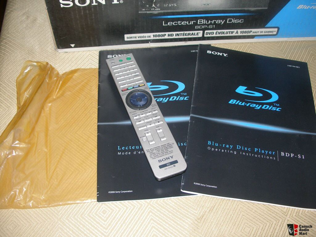 Sony Manuals Uk 1997 Ford Mondeo Mk5 Auxiliary Fuse Box Diagram Fallback Alttext Value Array Bdp S1 Blu Ray Disc Player Original U0026 First Rh